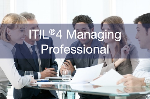 ITIL4 Managing Professional